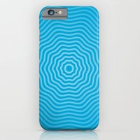 iPhone & iPod Case featuring Concentric  by Gonzi