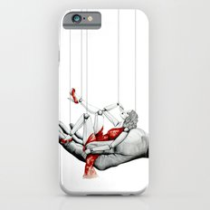Lady in Red iPhone 6 Slim Case