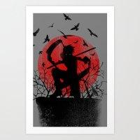 Assassin 2 Art Print