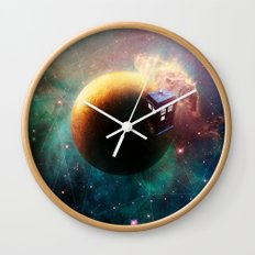Stole a Timelord Wall Clock