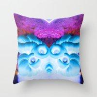 Sea Creature #1: Deep Se… Throw Pillow