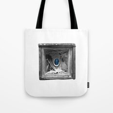 HOLE TO THE UNIVERSE Tote Bag