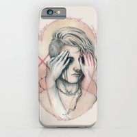 iPhone & iPod Case featuring 14/02 : Love is a blind by Sasita Samarnpharb