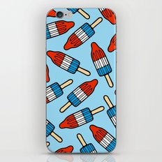 Rocket Popsicle Pattern iPhone & iPod Skin