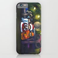 iPhone & iPod Case featuring Merry Christmas World by James Kruse