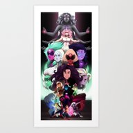 Steven Universe - All To… Art Print