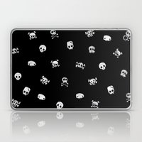 Cute Skull Laptop & iPad Skin