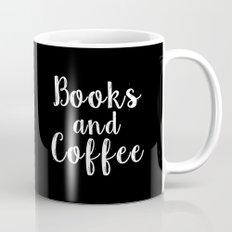 Books And Coffee - Inver… Mug