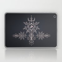 Heart Rules Laptop & iPad Skin