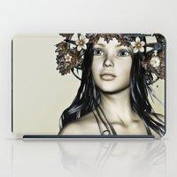 Autumn Girl iPad Case