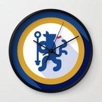 CFC Wall Clock