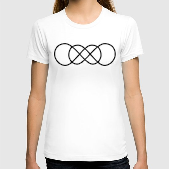 I Love You Infinity Times Infinity T-shirt