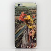 the more you fly iPhone & iPod Skin
