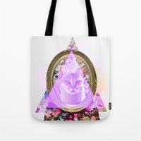 Mirror Mirror On The Wal… Tote Bag