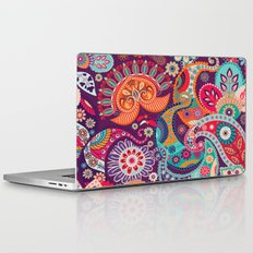 Shabby flowers #27 Laptop & iPad Skin