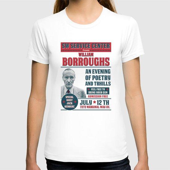 Borroughs Event T-shirt