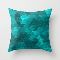 Kaleidoscope Series Crystal Throw Pillow