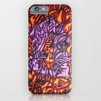 iPhone & iPod Case featuring Abstract Colors  by ElifsArt