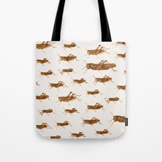 Crickets Tote Bag