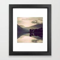 Buttermere Framed Art Print