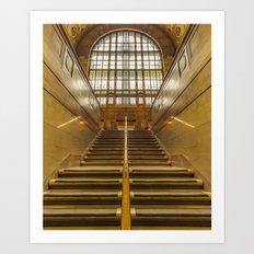 Toronto Union Station Art Print