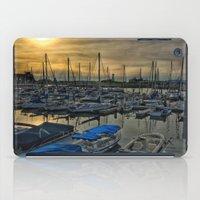 Sunset in Shoreline iPad Case