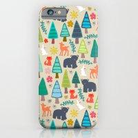 summer woodland iPhone 6 Slim Case