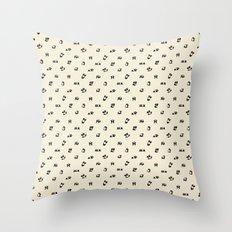 Yoga Panda Throw Pillow