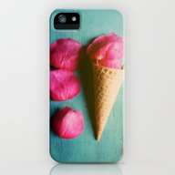 One Scoop Or Two iPhone (5, 5s) Slim Case