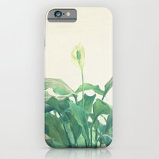 Peace Lily iPhone 6s Slim Case