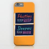 Never Sleep iPhone 6 Slim Case