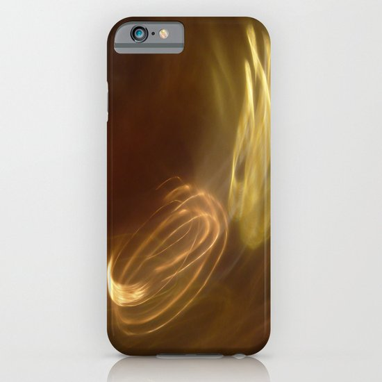 When The Night Is Slow... iPhone & iPod Case