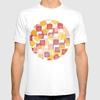 Jelly Mens Fitted Tee White SMALL