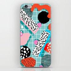 The 411 - Wacka Abstract… iPhone & iPod Skin