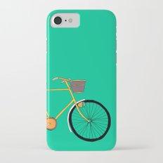 Bicycle II iPhone 7 Slim Case
