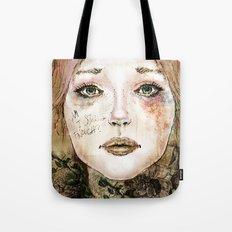 Indelicate Thorns Tote Bag