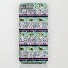 Pelican Pattern (d) iPhone 6 Slim Case