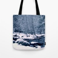 Perfect Winter Tote Bag
