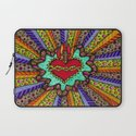 Sacred Heart Laptop Sleeve