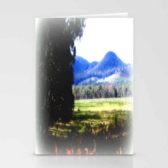 The Pyrenees Stationery Card