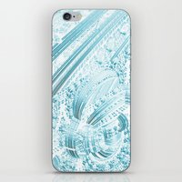 Cannon Battery (Edged) iPhone & iPod Skin