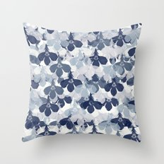 Abstract flower pattern 2 Throw Pillow