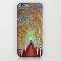 Autumn Birch  iPhone 6 Slim Case