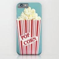Pop Corn iPhone 6 Slim Case