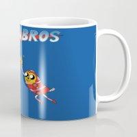 Mega Bros Mug