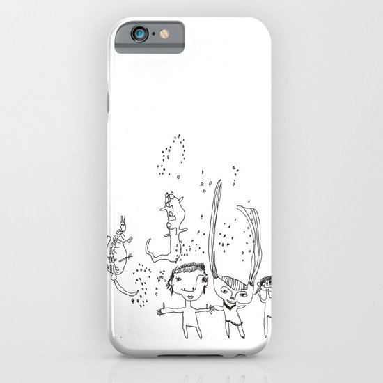 Water Kids iPhone & iPod Case