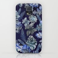 Earth & Sky Indigo Magic Galaxy S5 Slim Case