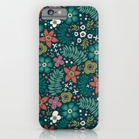 iPhone & iPod Case featuring Secret Meadow by Anna Deegan
