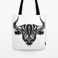 Signs Of The Zodiac - Ta… Tote Bag