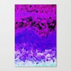 INVITE TO LILAC Canvas Print